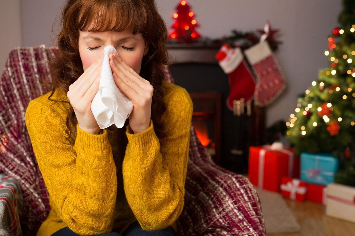 Книжная онлайн выставка «Как не заболеть зимой!»